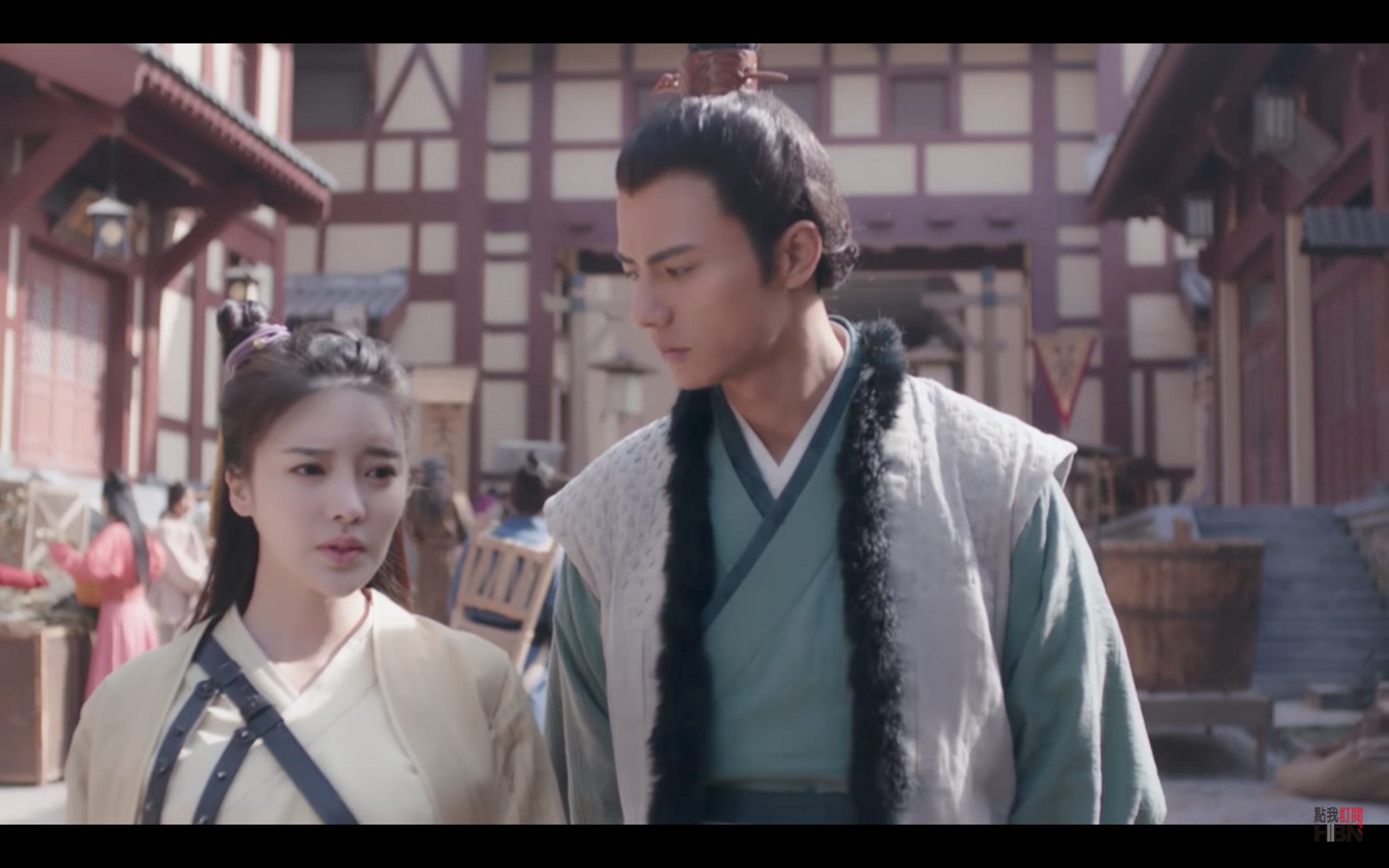 Recap] The King's Woman 秦时丽人明月心 – Ep 45 & 46